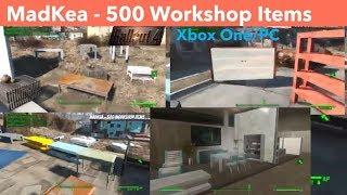 Skyrim SE Xbox One/PC Mods|MadKea - 500 Workshop Items