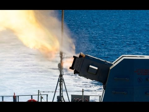 Russian Navy put a SHOW OF FORCE for US Navy to think about