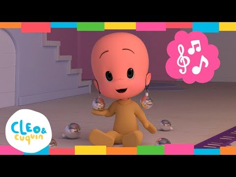 Cleo & Cuquin by Familia Telerin. WE WISH YOU A MERRY CHRISTMAS. Christmas Song I Nursery Rhymes.