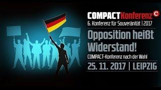COMPACT-Oppositionskonferenz: Das vollständige Video