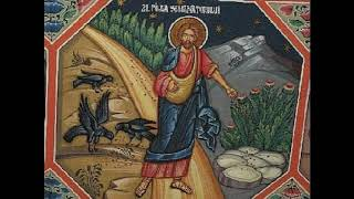 проповедь о сеятеле