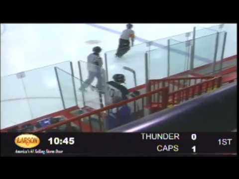 Third Place Thunder vs Capitals