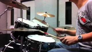 Da Endorphine - Dai Yin Mai - ได้ยินไหม - drum cover