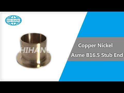 Copper Nickel Pipe Fittings Manufacturer and Supplier - Shihang