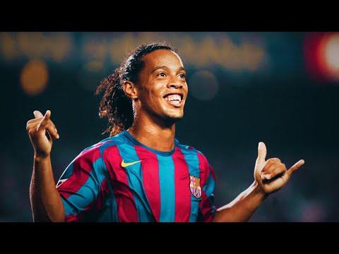 Ronaldinho - Mas que Nada ● Obrigado Roni (Part 1) 🇧🇷 👑 🔥