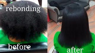 Baixar how to do hair   rebonding + smoothening full tutorial video (step by step in Hindi)