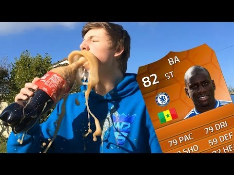 Thumbnail: COKE AND MENTOS MOTM WAGER - FIFA 14 Ultimate Team