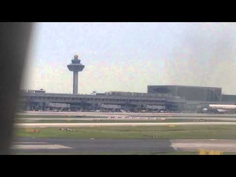 Singapore Changi Airport Arrival Lounge Best Airport 2014 by HourPhilippines.com