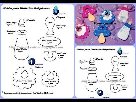 27df7a193f9 Cómo ir a los MOLDES o PATRONES de mis TUTORIALES   Ronycreativa.  Ronycreativa manualidades