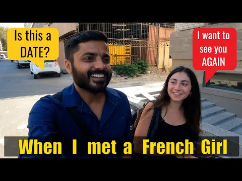 When I met a French Girl in Tashkent Uzbekistan   Indian in Uzbekistan
