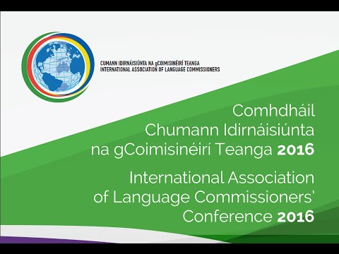 International Association of Language Commissioners' Conference 2016