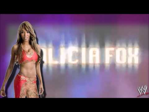 WWE:Alicia Fox 1st Theme Song Party On