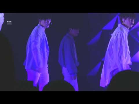 [4k]190615 원더나인 1THE9 도쿄 콘서트 도미노 Domino - 유용하 YOOYONGHA Focused Cam