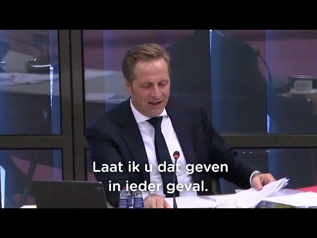 Hugo de Jong negeert al anderhalf jaar ventilatie oplossingen   07-07-2021