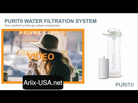 Puritii - The Best Portable Water Filtration System In The World - Webinar