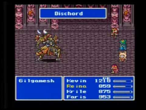 10 самых запоминающихся боссов Final Fantasy