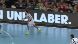 Spielzusammenfassung | DIE RECKEN - TSV Hannover-Burgdorf vs. MT Melsungen | 10.12.2016