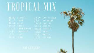 Tropical Mix   by WFR - Vlog Music Compilation