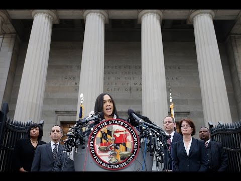 Freddie Gray's death ruled homicide; charges to be pressed against police