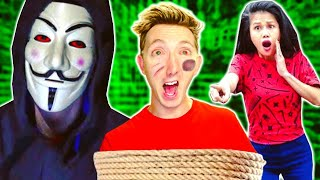 *SHOCKING* HACKER PZ PROJECT ZORGO KILLS CHAD!! MINECRAFT IN REAL LIFE FORTNITE LET'S PLAY GAMEPLAY