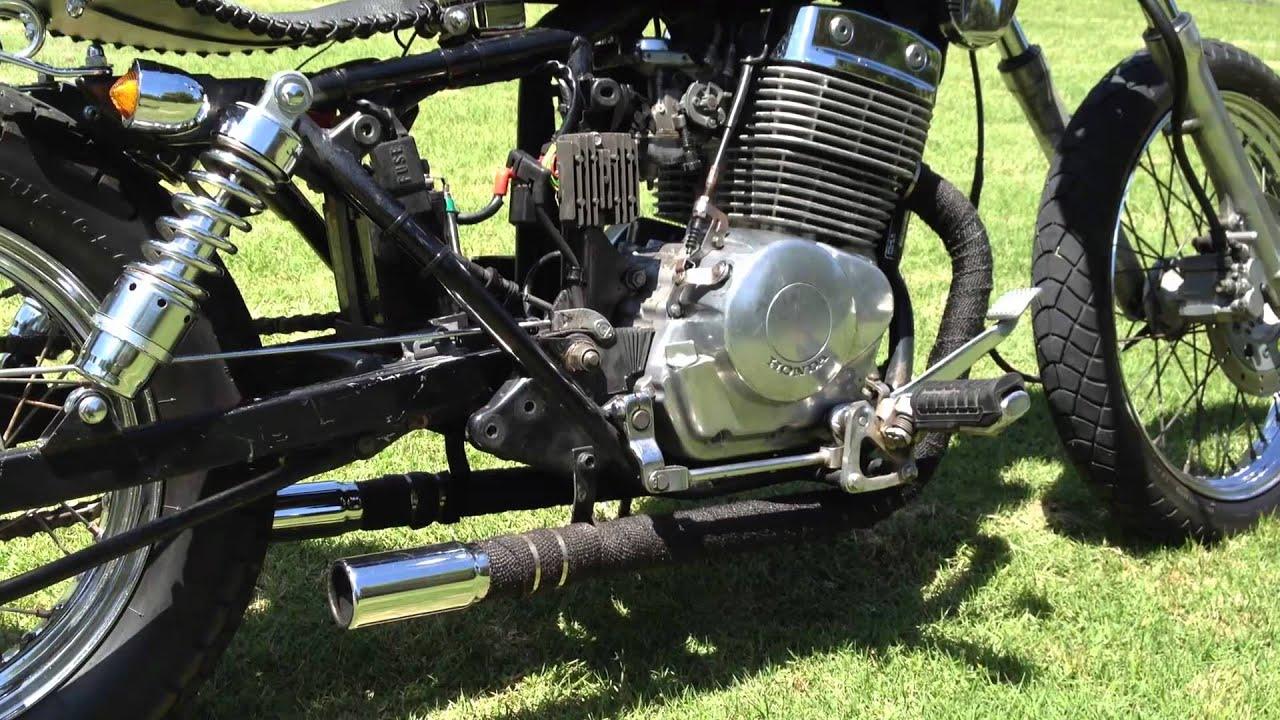 Kawasaki Eliminator Bobber