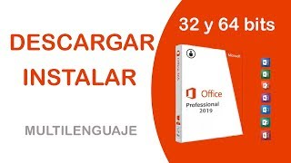 Microsoft Office 2019 Full Download & Activation