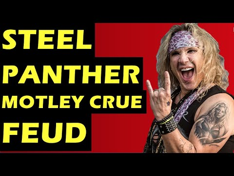 Motley Crue  The Steel Panther Feud With Nikki Sixx & Tommy Lee