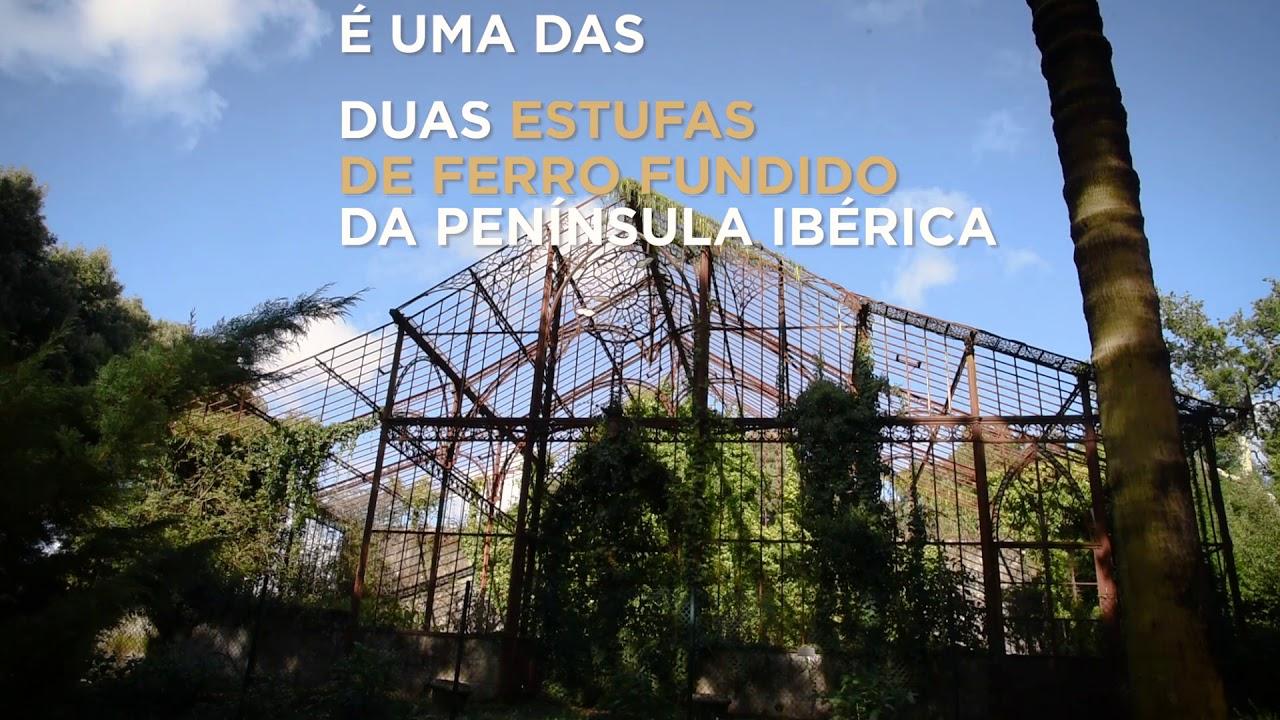 Parque da Lavandeira e Estufa do séc. XIX