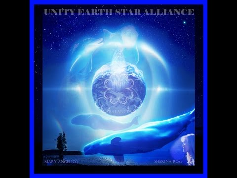 33 Blue RayAnchors /Starseeds 1st New Earth Unity Alliance Whales/Dolphins & Star, ET Races