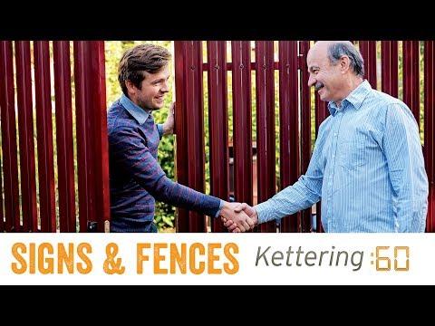 Signs & Fences