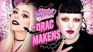 SUGARPILL SHOWDOWN ❤ MAKEUP CHALLENGE ft DRAC MAKENS