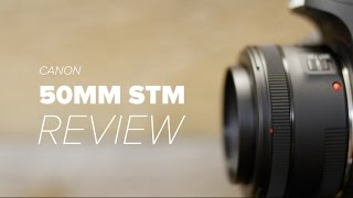 Canon 50mm f/1.8 STM Hands-on Review vs 50mm f/1.8 II & more.