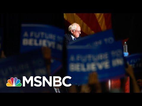 Mika To Hillary Clinton's Campaign: Stop Ignoring Bernie Sanders  Morning Joe  MSNBC