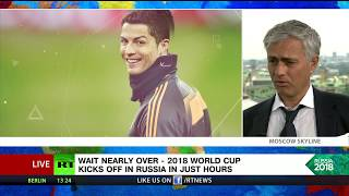 'Last one': Jose Mourinho doesn't think Messi or Ronaldo will be participating in next World Cup