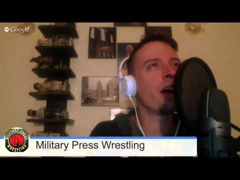 Military Press Wrestling : 7-8 episode: Greatest Intercontinental Champion
