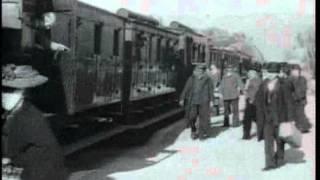 Самый первый фильм в мире. ''Прибытие поезда на вокзал Ла-сьота''
