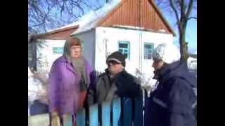 02.02.2014 Пожар цистерн (ГУ ГСЧС Украины в Донецкой области)
