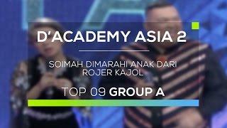 Soimah Dimarahi Anak Rojer Kajol (D'Academy Asia 2)