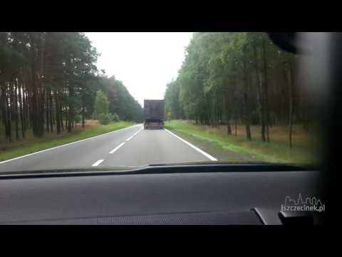 Wypadki w polsce zdarzenia drogowe 2016 Polska kamerka samochodowa