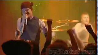 23/11/2009 (2/9) The Rasmus - F-F-F-Falling! | BACK AT SCHOOL LIVE