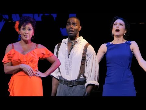 Hey, Look Over Vanessa Williams, Bebe Neuwirth, and Reed Birney in New Encores! Show