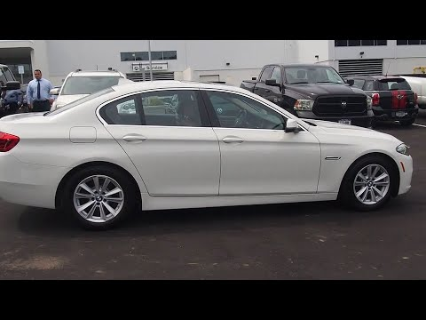 2014 BMW 5 Series WalkAround Huntington Suffolk County Nassau