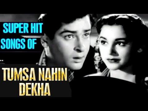 Tumsa Nahin Dekha l Shammi Kapoor, Ameeta l Superhit Songs l Video Jukebox