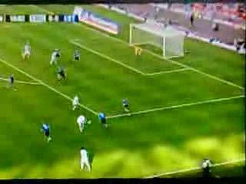 Shaun Wright-Phillips Goal v Estonia