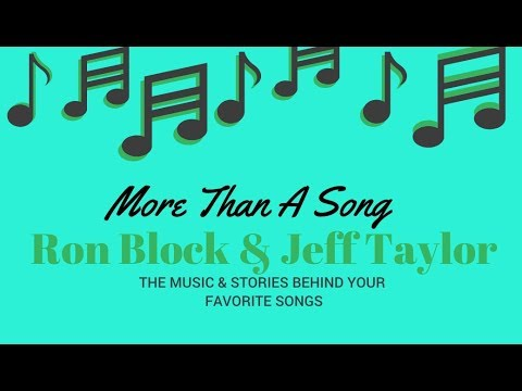 Ron Block and Jeff Taylor | More Than A Song (FULL EPISODE)