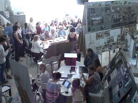 Защита дипломов в Высшей школе средового дизайна МАРХИ июнь  Защита дипломов в Высшей школе средового дизайна МАРХИ июнь 2013