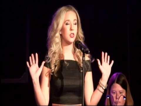Kelsey Schroeder performs