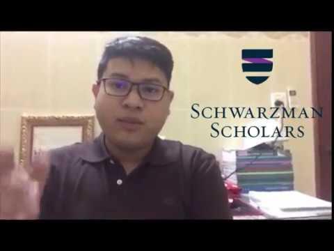 Kaothon Panyabot - Schwarzman Scholars Introduction Video