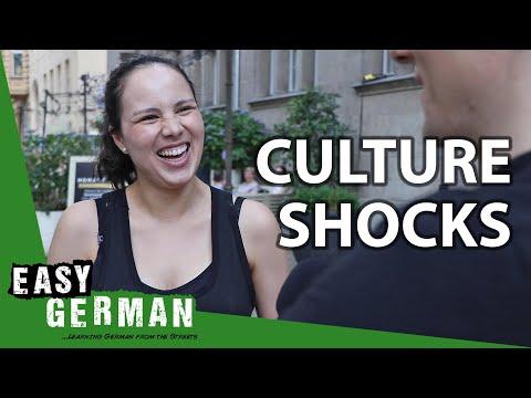 Culture Shocks: Germany Vs. Latin America | Easy German 364