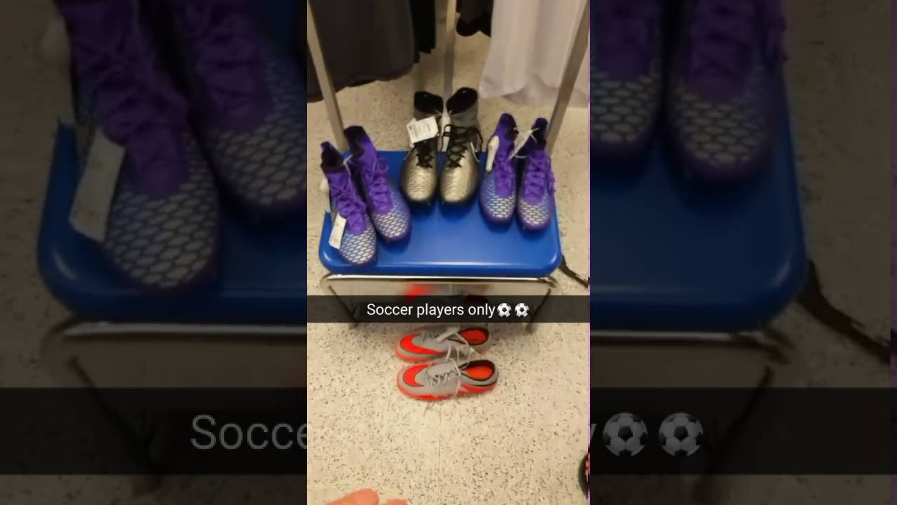 715f8d9a37c4 Good soccer cleats at ROSS - YouTube